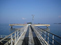 のとじま臨海公園海つりセンター
