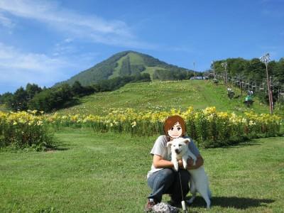 嬬恋鹿沢ゆり園