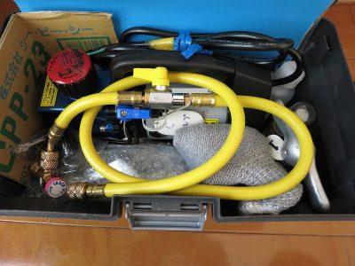 エアコン工具