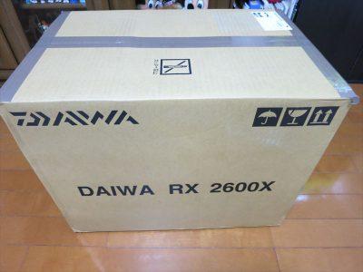 DAIWA RX SU 2600X