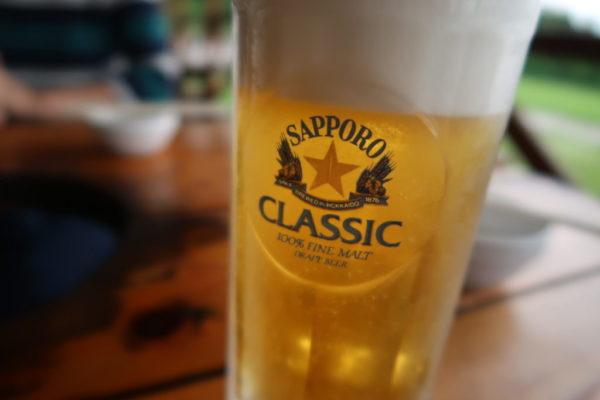 サッポロクラッシック生ビール