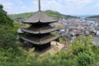 天寧寺 三重塔