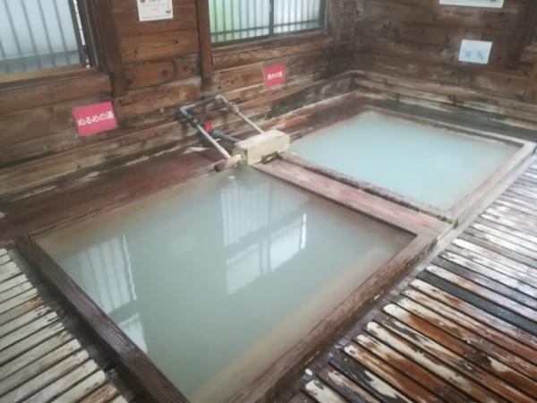 滝乃湯 浴槽