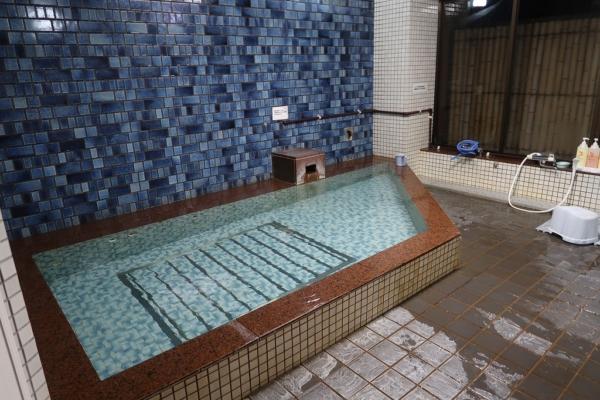 ホテルアライの温泉