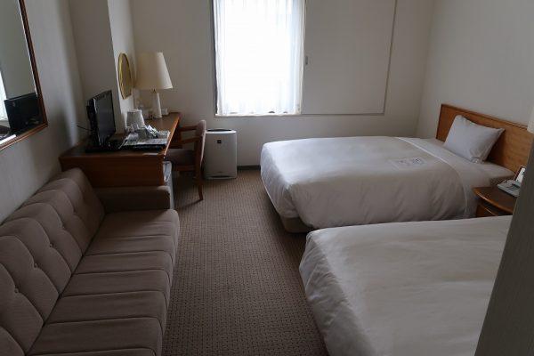 ホテルフジタ奈良 ツインルーム