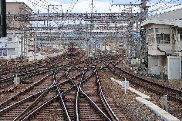 大和西大寺駅のポイント